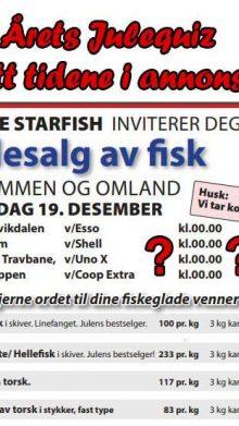 Vi har inne årets julequiz i Byavisa Drammen i …